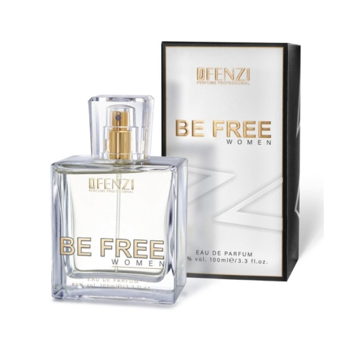 Be Free Women EDP 100 ml