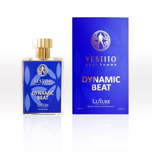 Vestito Dynamic Beat Men EDT 100 ml
