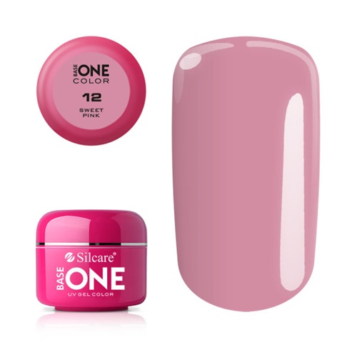 Base One Color 12 SWEET PINK
