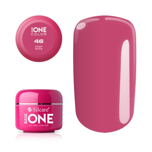 Base One Color 46 FAST PINK