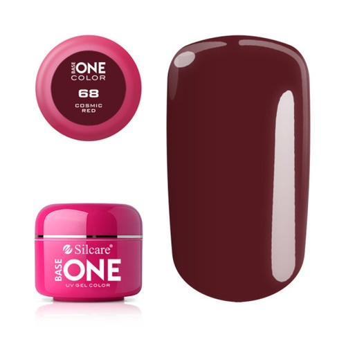 Base One Color 68 COSMIC RED