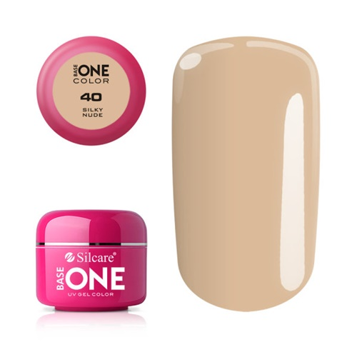Base One Color 40 SILKY NUDE
