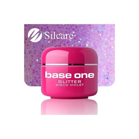 Base One GLITTER 11 DISCO VIOLET