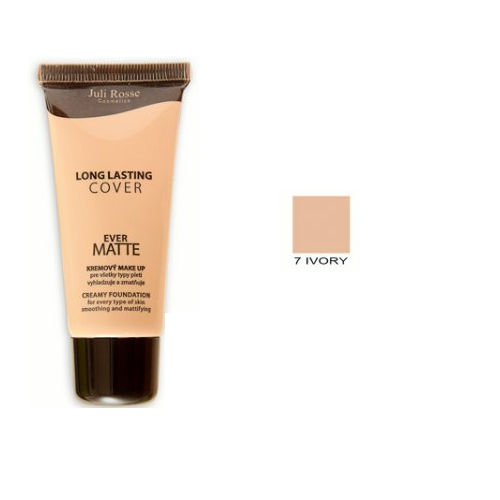 MAKE UP LONG LASTING COVER MATTE -IVORY07