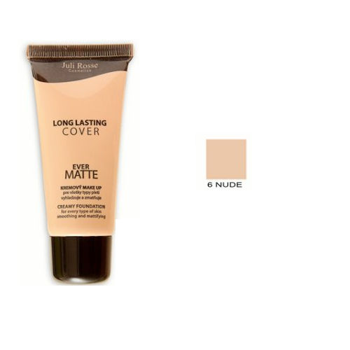 MAKE UP LONG LASTING COVER MATTE -NUDE06