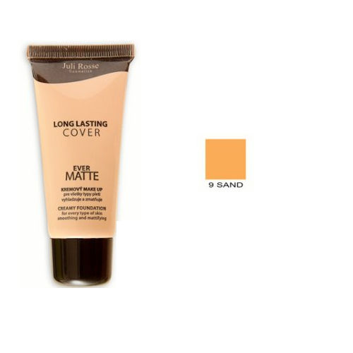 MAKE UP LONG LASTING COVER MATTE -SAND09