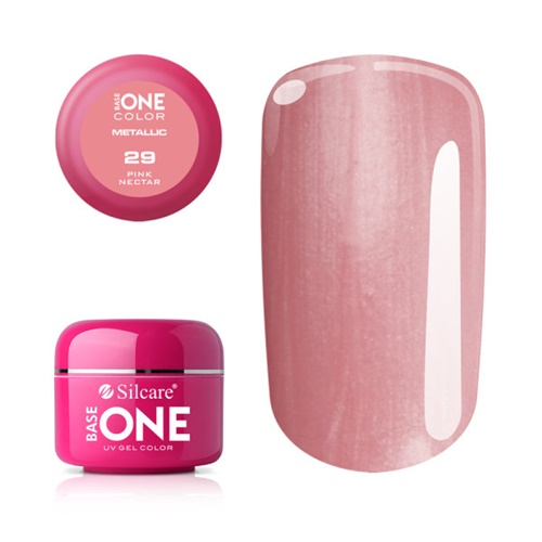 Base One Metallic 29 PINK NECTAR