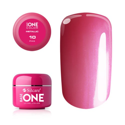 Base One Metallic 10 Pink