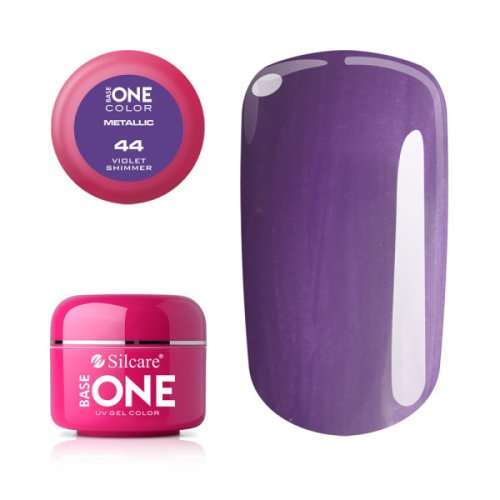 Base One Metallic 44 VIOLET SHIMMER