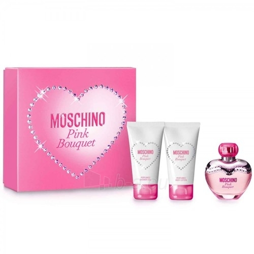 Moschino Pink Bouquet EDT set