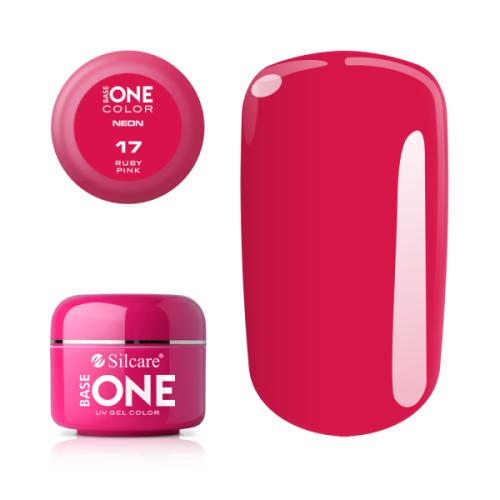 Base One Neon 17 RUBY PINK