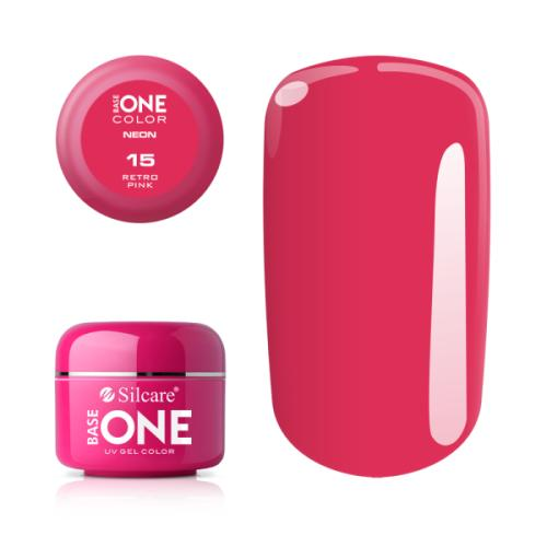 Base One Neon 15 RETRO PINK
