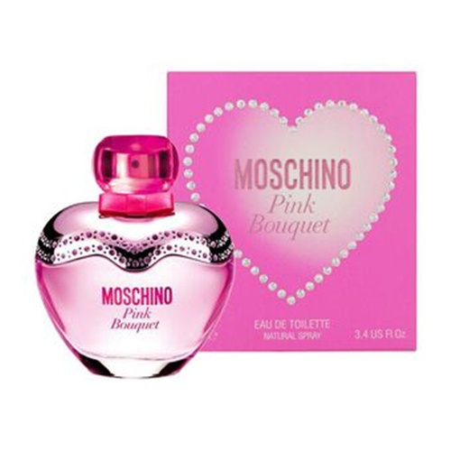 Moschino Pink Bouquet EDT 100 ml