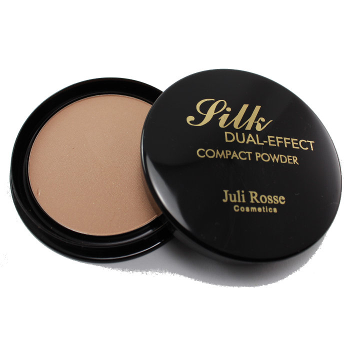 Compact Powder Silk DUAL EFFECT č.5
