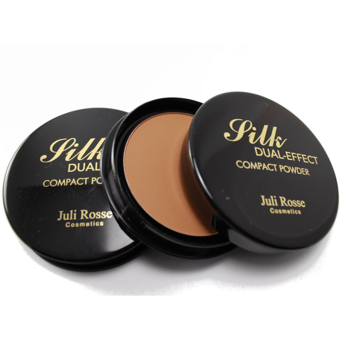 Compact Powder Silk DUAL EFFECT